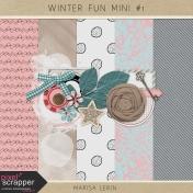 Winter Fun Mini Kit #1