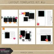 Layout Templates Kit #27