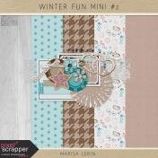 Winter Fun Mini Kit #2