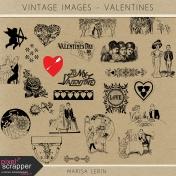 Vintage Images Kit- Valentines