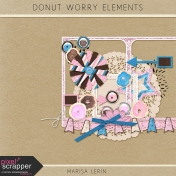Donut Worry Elements Kit