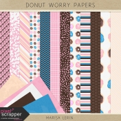 Donut Worry Papers Kit