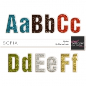 Sofia Alphas Kit
