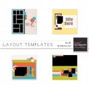 Layout Templates Kit 002