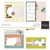Sofia Quick Pages Kit