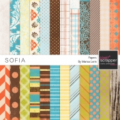 Sofia Papers Kit