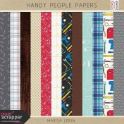 Handy People Papers Kit