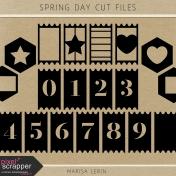 Spring Day Cut Files Kit
