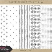 Paper Templates Kit #144