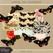Spring Day Ephemera Kit