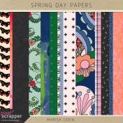 Spring Day Papers Kit #1