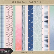 Spring Day Papers Kit #2