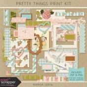 Pretty Things Print Kit