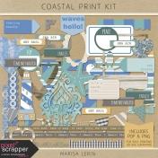 Coastal Print Kit