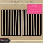 Cut Files Kit #5- Stripes
