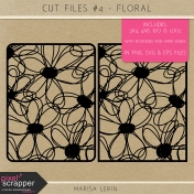 Cut Files Kit #4- Floral