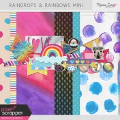 Raindrops & Rainbows Mini Kit