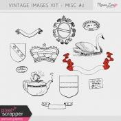 Vintage Images Kit- Misc #2