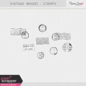 Vintage Images Kit- Stamps