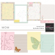 Mom Journal Cards Kit