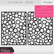Cut Files Kit #2- Circles
