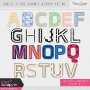 Build Your Basics Alpha Kit #1