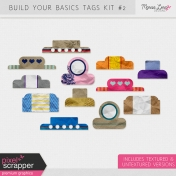 Build Your Basics Tags Kit #2