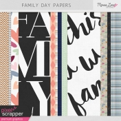 Family Day Papers Kit