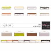 Oxford Tags Kit