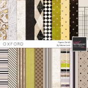 Oxford Paper Set #1 Kit