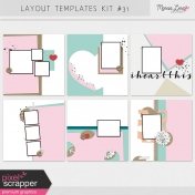 Layout Templates Kit #31