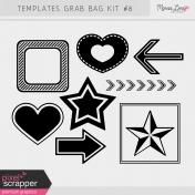 Templates Grab Bag Kit #8