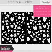 Cut Files Kit #6- Hearts