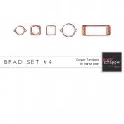 Brad Set #4- Copper Kit