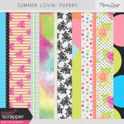 Summer Lovin' Papers Kit