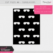 Cut Files Kit #8- Sunglasses