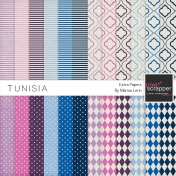 Tunisia Extra Papers Kit