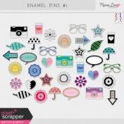 Enamel Pieces Kit #1