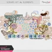Scraps Kit #4 Elements