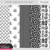 Paper Templates Kit #160