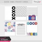 Good Vibes Pocket Cards Kit