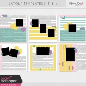 Layout Templates Kit #32
