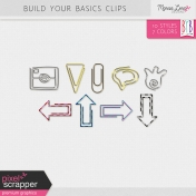 Build Your Basics Clips Kit