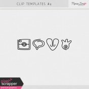 Clip Templates Kit #4