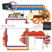 Belgium Clusters Kit