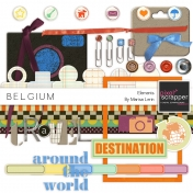 Belgium Elements Kit