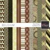 Belgium Neutral Papers Kit