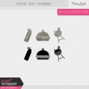 Food Day Charms Kit