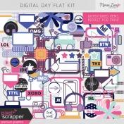 Digital Day Flat Kit