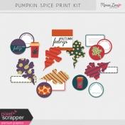 Pumpkin Spice Print Kit